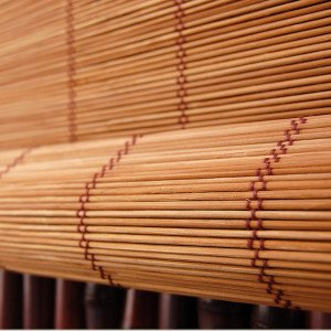 Bamboo Roller blinds 1