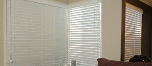 White wooden venetian blinds tlc blinds 1