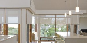 perforated roller blinds