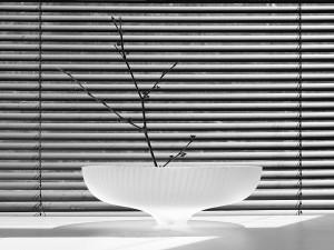 Grey Aluminium venetian blinds 11