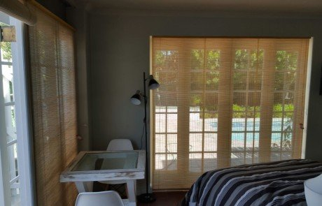Bamboo Roller Blinds TLC Blinds Cape Town Recent Installation