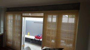 Bamboo roller blinds tlc blinds cape town