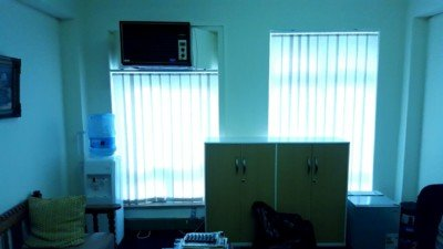Verticle Blinds for your Office
