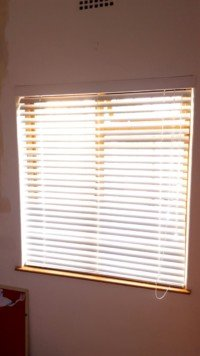 Narrow Aluminium Venetian blinds 50mm