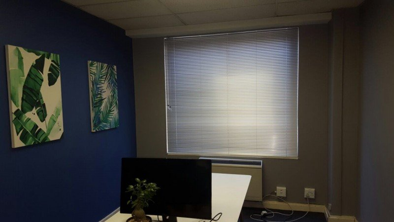 Aluminium Venetian Blinds Dark