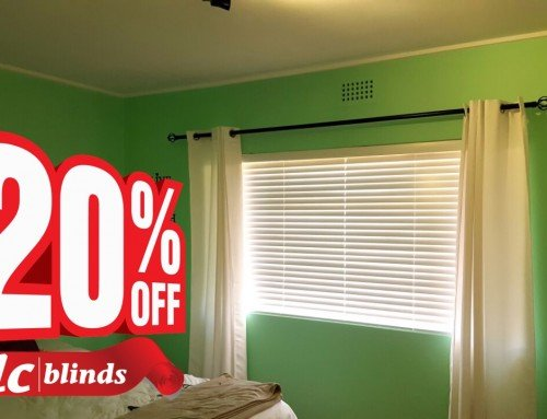 Get 20% off your blinds quotation with this code.