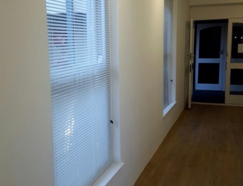 Aluminium Venetian Blinds for your Hallway