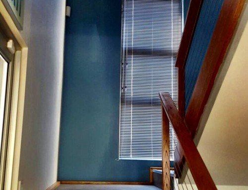 How to make your pad look good with blinds