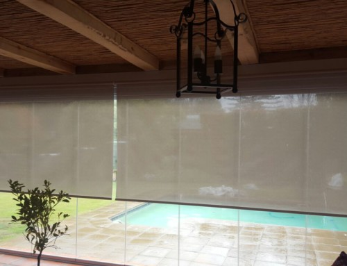 Block Out Blinds Reduce Glare