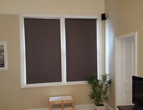 Blockout Roller Blinds & Office Blinds
