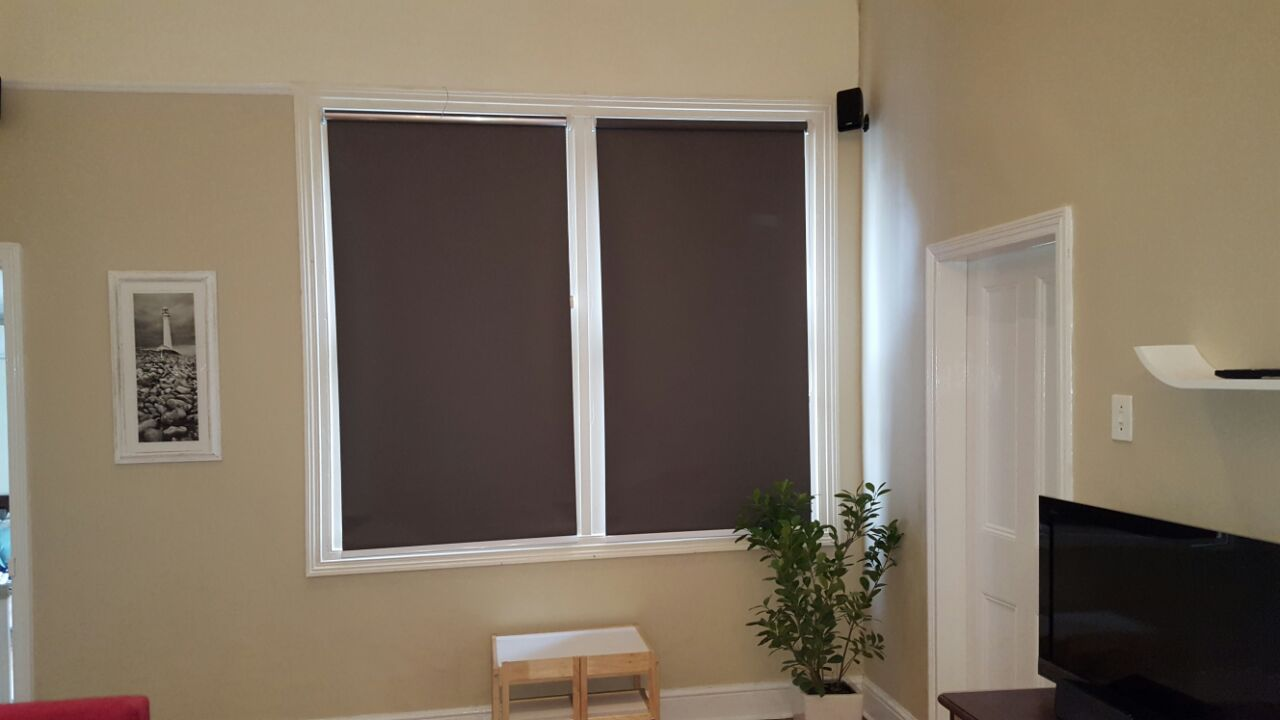 Blockout Roller Blinds Cape Town