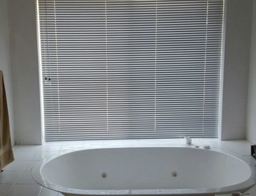 Bathroom Blinds for your Home