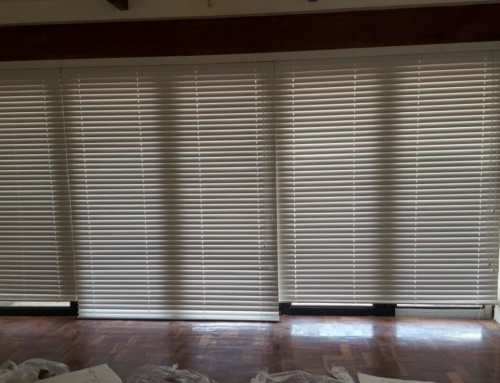 Venetian Blinds for Doors