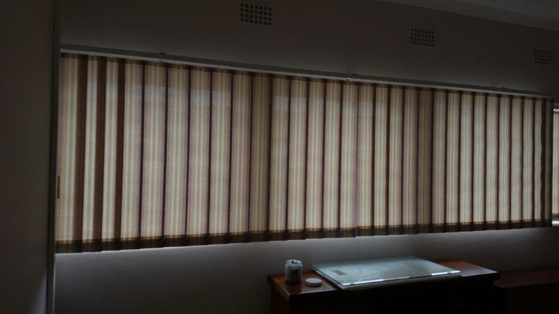 Vertical Blinds Cape Town TLC Blinds