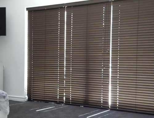 Bedroom Blinds in Cape Town