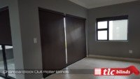 Charcoal Blockout Roller Blinds Company Cape Town TLC Blinds 3
