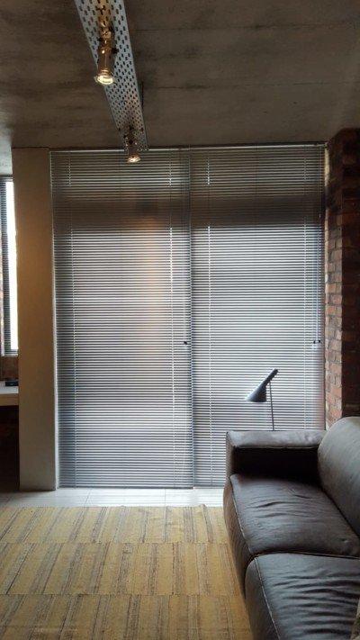 25 mm aluminium venetian blinds cape town 1