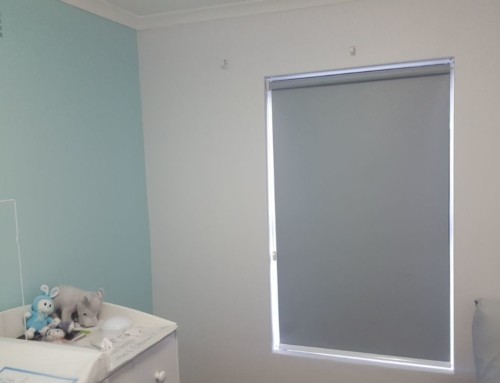 Blinds for your baby's room