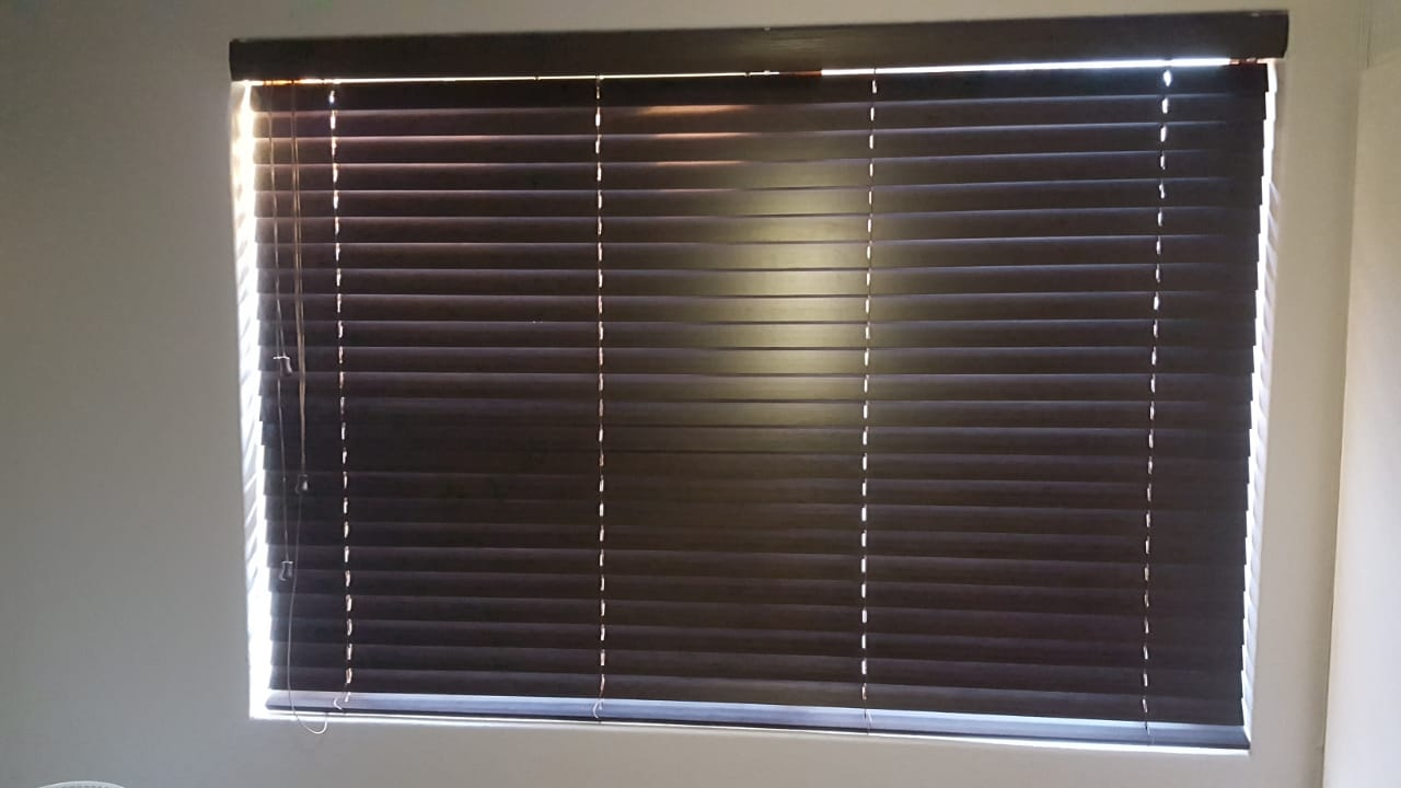 bassswood wooden venetian blinds cape town