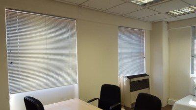 25 mm aluminium venetian blinds
