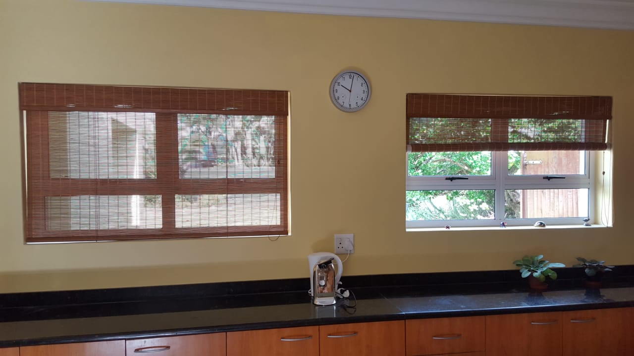 bamboo roller blinds installer - tlc blinds cape town