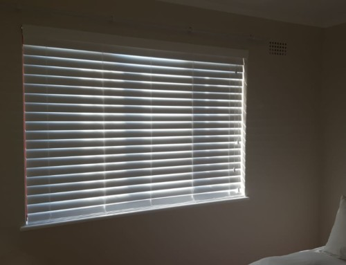 50mm Basswood Venetian Blinds For Your Bedroom at Naptime