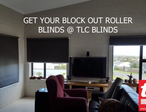 Surround Block Out Roller Blinds