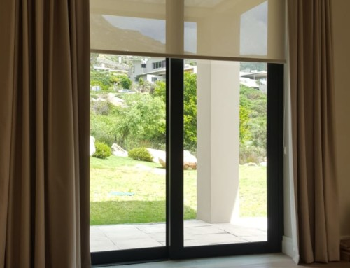 Blinds that still enable you see to outside – Sunscreen Roller Blinds