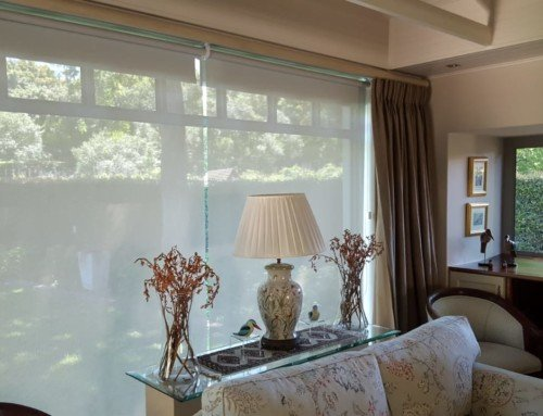 Double Roller Blinds – Sunscreen & Blockout