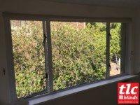 sunscreen roller blinds - soft steel - tlc blinds