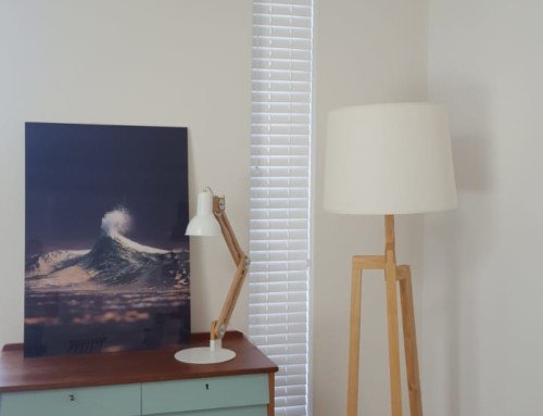 Long, Sleek & Elegant 50 mm Wooden Venetian Blinds