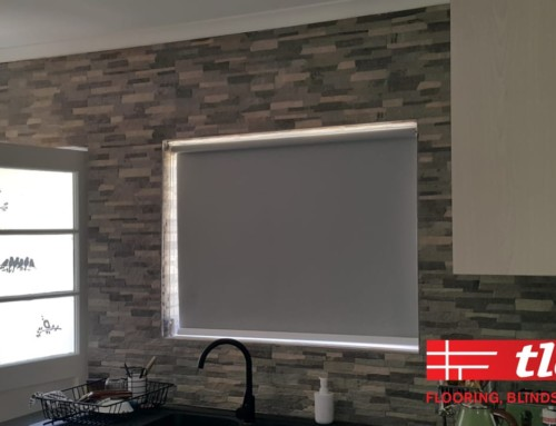 Roller blinds, the new fashion for your home, get yours at TLC