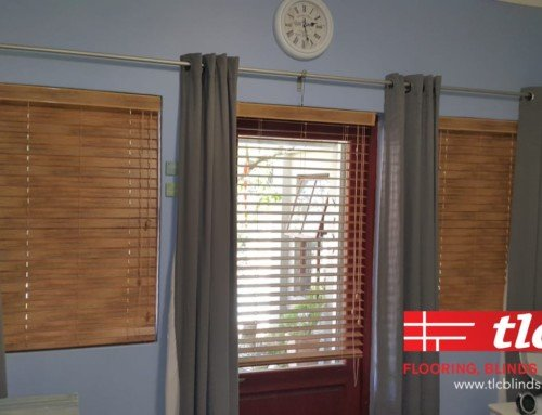 50mm Antique Aluminium Wood Venetian Blinds