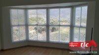 Bay Window Venetian Blinds Cape Town - TLC Blinds 1