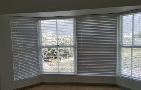 Bay Window Venetian Blinds Cape Town - TLC Blinds 2