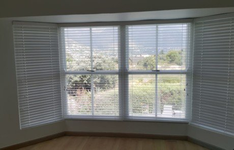 Bay Window Venetian Blinds Cape Town - TLC Blinds 3