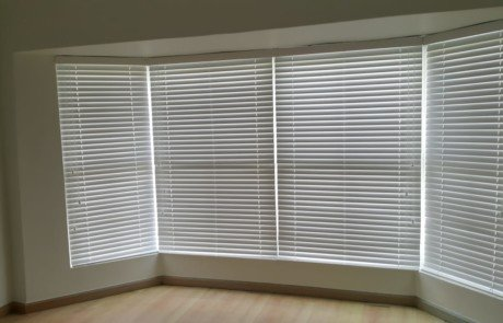 Bay Window Venetian Blinds Cape Town - TLC Blinds 4