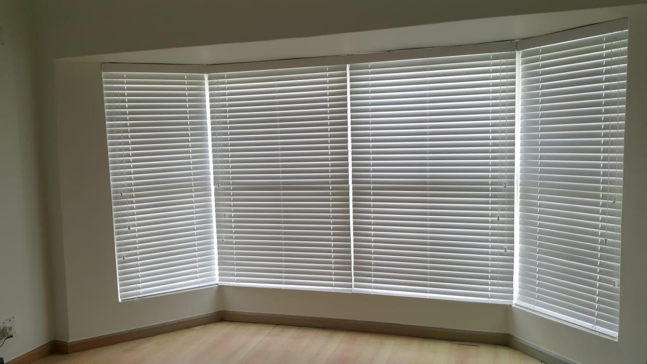 Bay Window Venetian Blinds Cape Town - TLC Blinds 4
