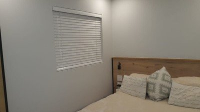 White Bass Wood Wooden Venetian Blinds - TLC Blinds 3