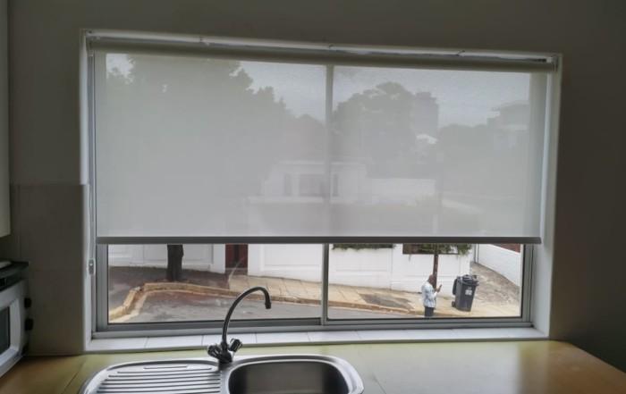 sunscreen roller blinds - kitchen blinds - tlc blinds cape town