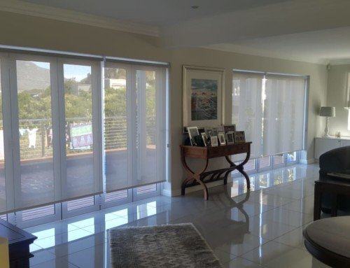 Sunscreen Roller Blinds – Still Popular