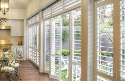 Ambient Aluminium Security Shutter Blinds 1