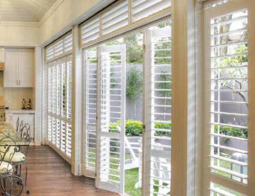 Ambient Aluminium Security Shutters