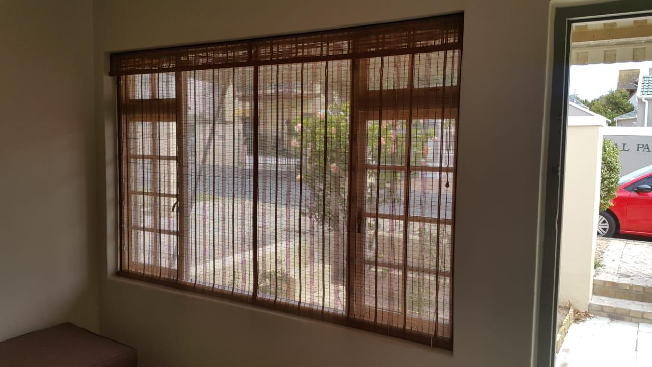 bamboo roller blinds cape town - tlc blinds