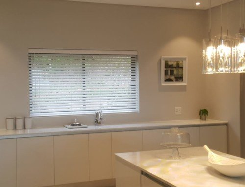 Showing Off 50mm Bamboo Wood Venetian Blinds