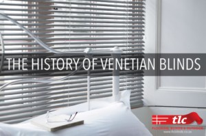 the history of venetian blinds origin - tlc blinds