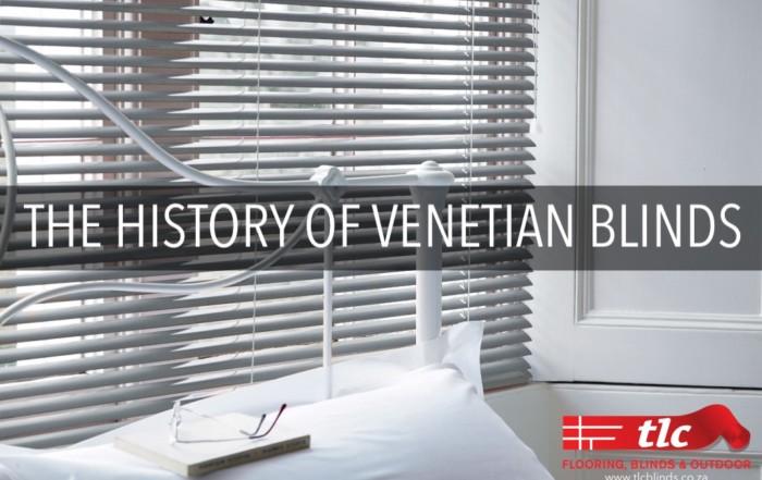 the history of venetian blinds origin - tlc blinds