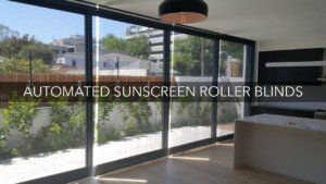 Sunscreen Automated Roller Blinds - TLC Blinds Cape Town 2