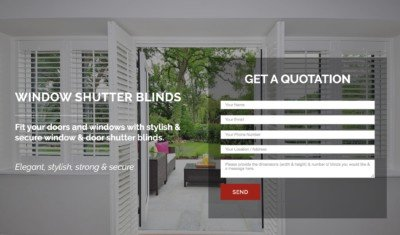 Window Shutter Blinds Cape Town - Tlc Blinds 1
