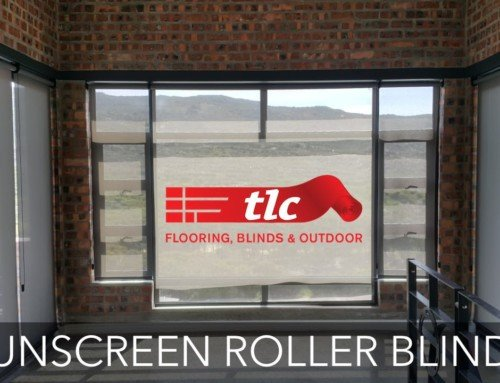 Sunscreen Roller Blinds – block out the sun, not the view.